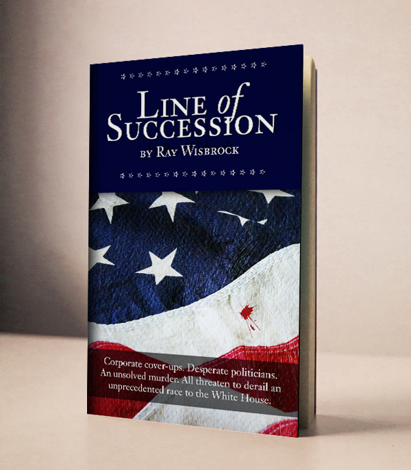 Line of Succession Book Cover
